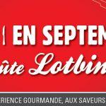 Le mois Goutez Lotbinière